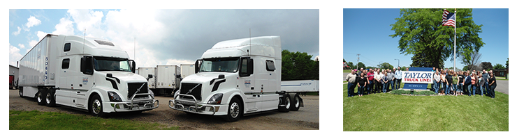 CDL-A Truck Driver - Haul Dry Van with Guaranteed Weekly Pay - Reading, PA - Taylor Truck Line Inc.