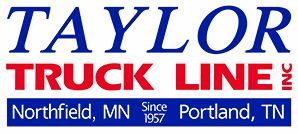 CDL-A Truck Driver - Guaranteed Pay for Regional Job! - Chicago, IL - Taylor Truck Line Inc.