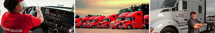 Class A CDL OTR Company Drivers and Owner Operators - Green Bay, WI - Specialized Services Logistics, LLC.