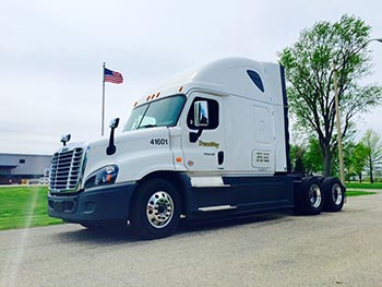 Hiring Student Truck Drivers - Class A CDL, No Experience Needed - West Milton, OH - TransWay Inc
