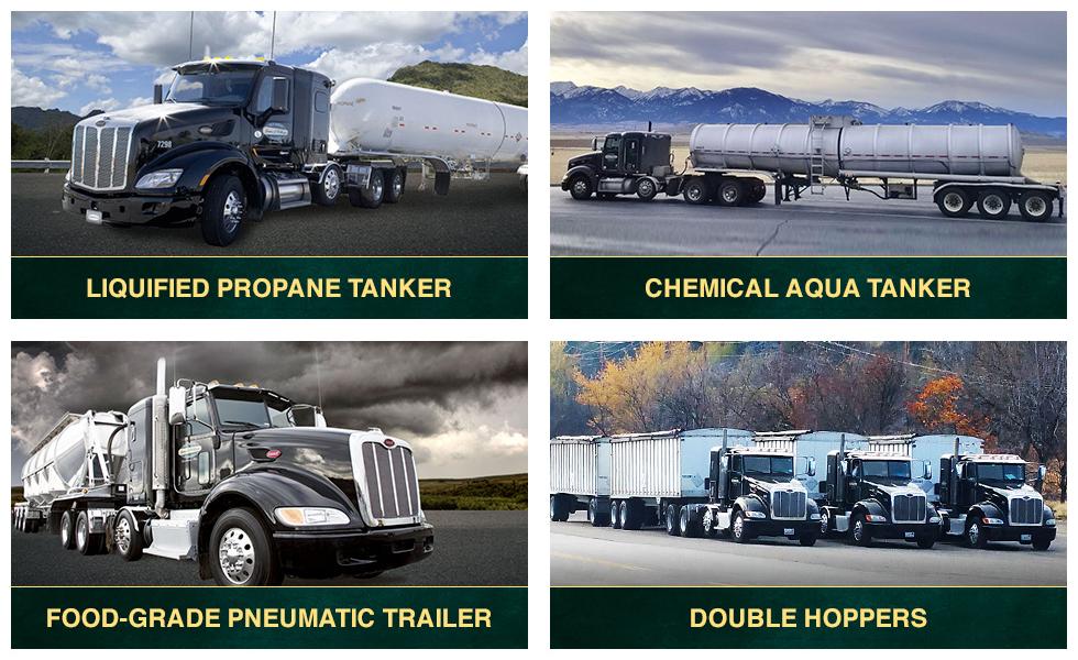 Experienced CDL Bulk Transport / Tanker Drivers - Longview, WA - James J. Williams