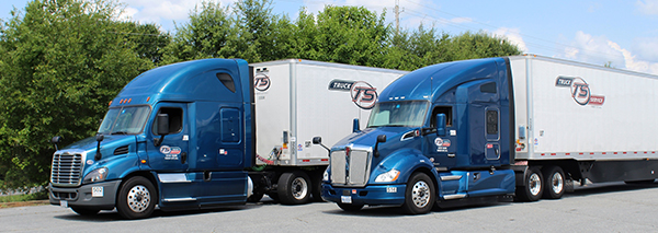 Drop and Hook Regional Route - CDL A Company Driver - Spartanburg, SC - Truck Service Inc.