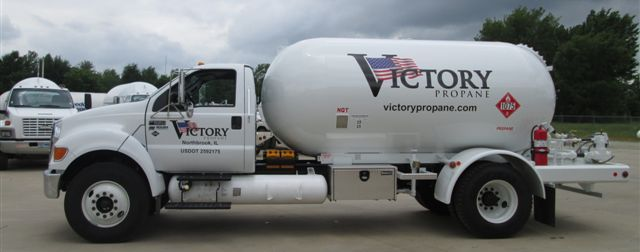Class A/B CDL Propane Delivery Driver  - Elyria, OH - Victory Propane