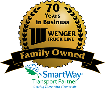Home Every Weekend & Bring Your Pet - CDL A Regional Driver - Rockford, IL - Wenger Truck Line