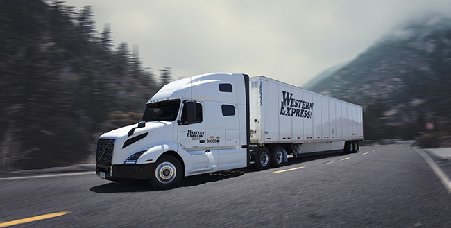 CDL-A Truck Driver - No Experience Necessary! - Colorado Springs, CO - Western Express, Inc.