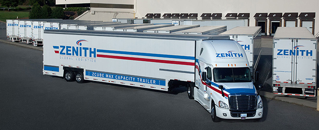 Class A CDL Team Drivers- $10,000 Sign On Bonus - Glendale, CA - Zenith Global Logistics